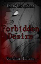 Forbidden Desire - Yandere Gundham Tanaka x Reader by The17thStudent
