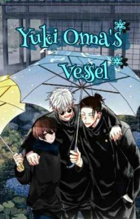 Jjk, Yuki Onna's Vessel| Gojo x Malereader oc by YujiGojo