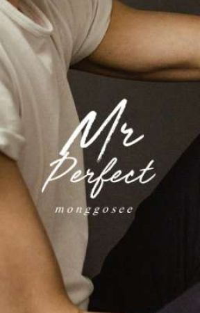 Mr. Perfect [√]  by monggosee
