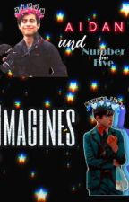 Aidan Gallagher / Five Hargreeves Imagines by Hargreevezzz