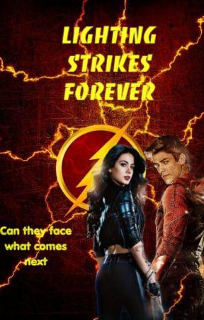 Lightning Strikes Forever by allynmck1