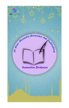 Ramadan Berkarya by WritingProjectAE