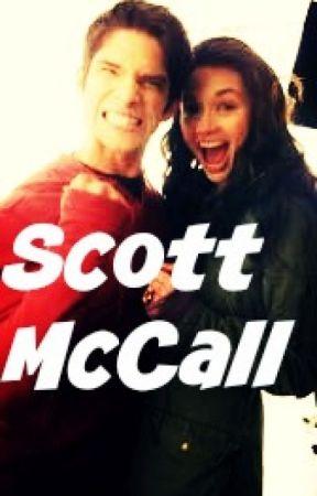 Scott McCall by ArdaDokmetas