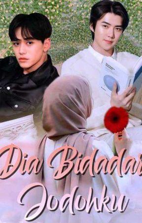Dia Bidadari Jodohku by eunhana_1485