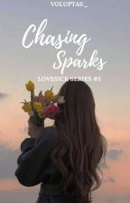 SUDDENLY A SPARKS (  unreliable love : series 1 ) by ms_happens