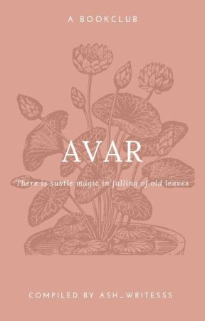 Avar - A bookclub by ash_writesss