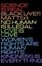 LGBTQ+, feminism, Black Lives Matter news and more by alkiradwagon