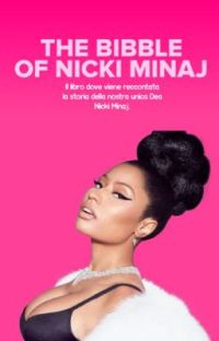 The Bibble of Nicki Minaj cover