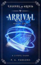 Legends of Arenia - Arrival by Paul_Par