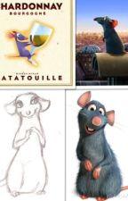 Rats à l'amour <  Ratatouille by Cheshire--Cat
