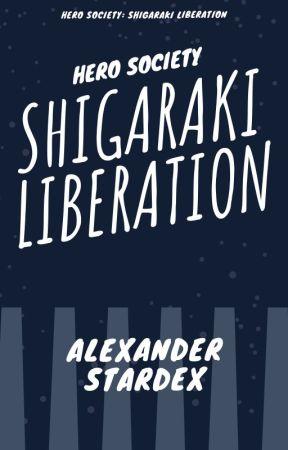 Shigaraki Liberation by AlexanderStardex