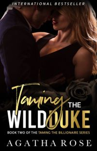 Taming The Wild Duke cover