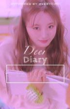 Dear  diary 📔   by Bxerychii