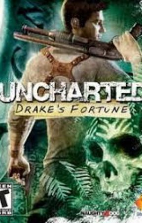 Uncharted, The Search for El Dorado by GothicMoonlight