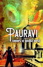 PAURAVI ~ CONSORT OF JYESTH PARTH  by Devikanandan__