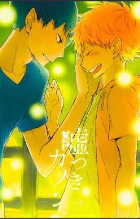 Haikyu!! Usotsuki Canon Part 2 『Doujinshi』 by nonsochefa