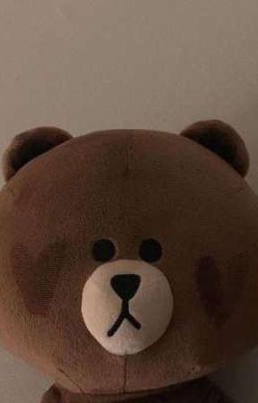 teddy bear    YOONSEOK [ЗАКОНЧЕН]  by abxhdb
