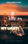 KEEP ON SHINING, MY LIGHT! cover