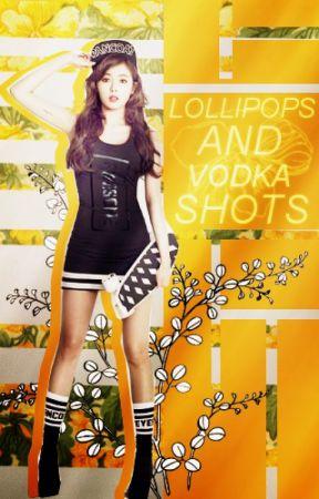 Lollipops and Vodka Shots by coolstoryjacksparrow