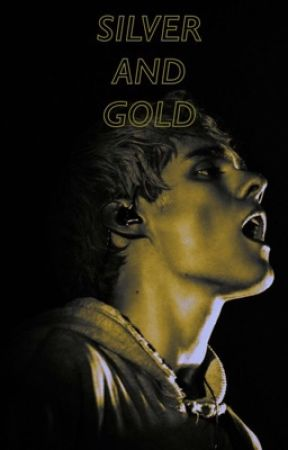 silver and gold | awsten knight by dizzymindgames