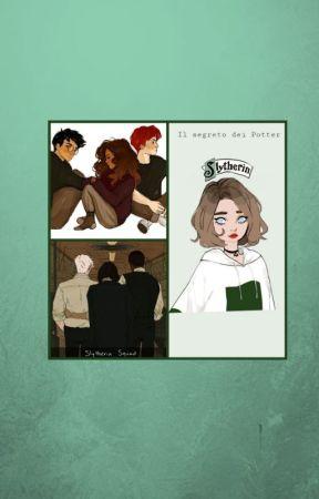 il segreto dei Potter by VeronicaMalfoy02