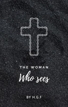The Woman Who Sees by Hani656