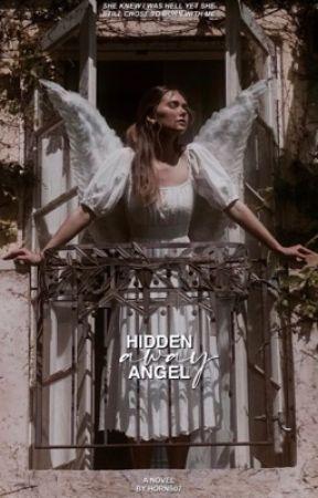 Hidden Away Angel by Horns07