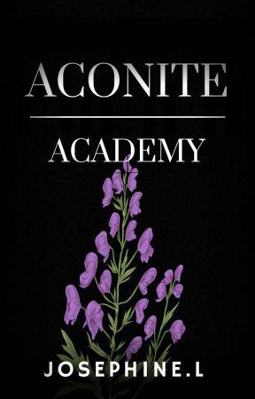 ACONITE ACADEMY (GirlxGirlxGirl) by FannyJosefina