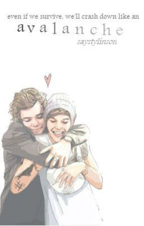 avalanche // larry by saystylinson