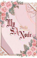 my SA node❣[Completed]                  ရင်ခုန်သံအစပျိုးရာ by Stella-Yuri