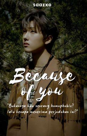 Because of you - Chenji/Sungle  by saazxo