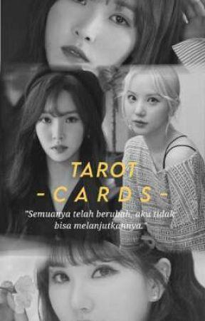 TAROT CARDS  by pelsyiaa_
