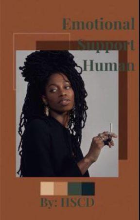 Emotional Support Human > Bucky Barnes by gaylien_girl