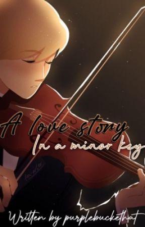 A Love Story in a Minor Key ~ Felix Agreste by purplebuckethat