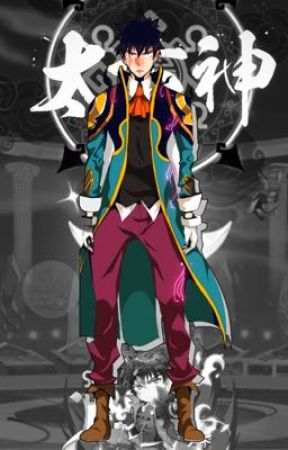 Izuku Han: Return of the Jade Emperor by ItsYaBoiMeech