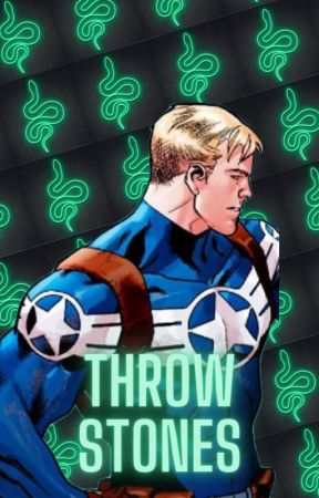 Throw Stones//Steve Rogers by stephie177
