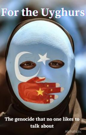 For the Uyghurs by alphaholic