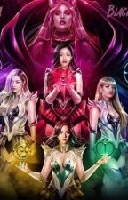 Bangpink- the mystical life of magic  by blinkblackpink51