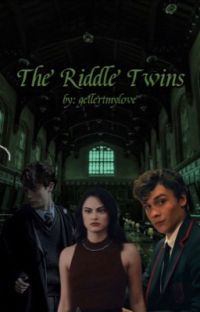 the Riddle twins cover