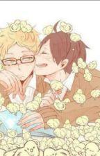 My baby dinos~ {♡tsukkiyama☆ ~ Mpreg} by itzmoonpaw