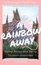 A Rainbow Away {Solangelo/Percabeth at Hogwarts AU} by _pinkfrog