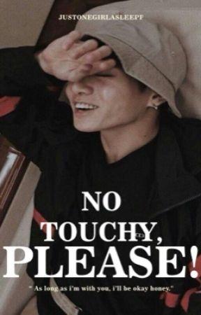 No Touchy Please!    JJK by NadiaV17
