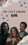 You can't choose both ( R.j.Lupin/ Sirius Black) cover