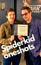 Spiderkid oneshots by rozeroze55