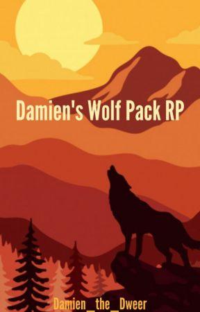 Damien's Wolf Pack RP by shigaraki-_tomura