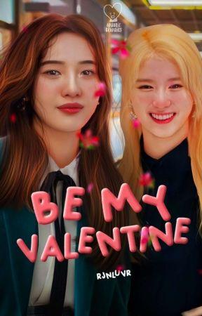 be my valentine ꒰ sajoy ꒱ by rjnluvr