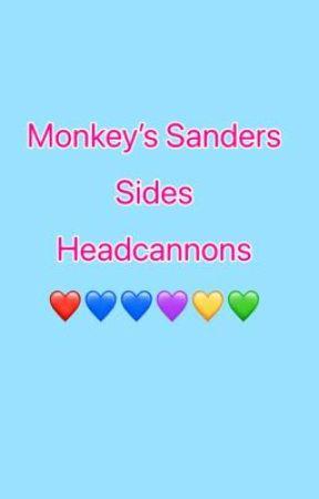 Monkey's Sanders Sides Headcannons by Monkeythefander