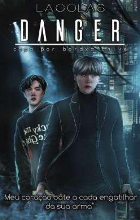 DANGER - A máfia de Min Yoongi  by LAGOMUND