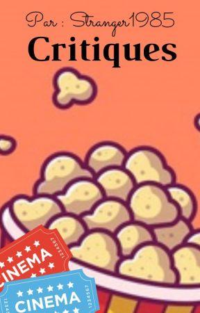 Critiques by Stranger1985