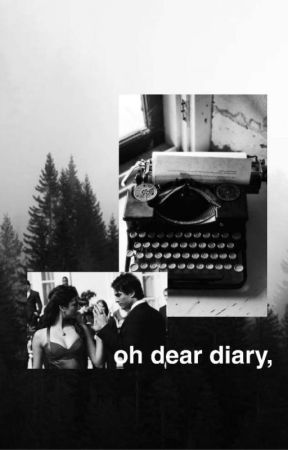 oh dear diary, || vmin by alilselenator